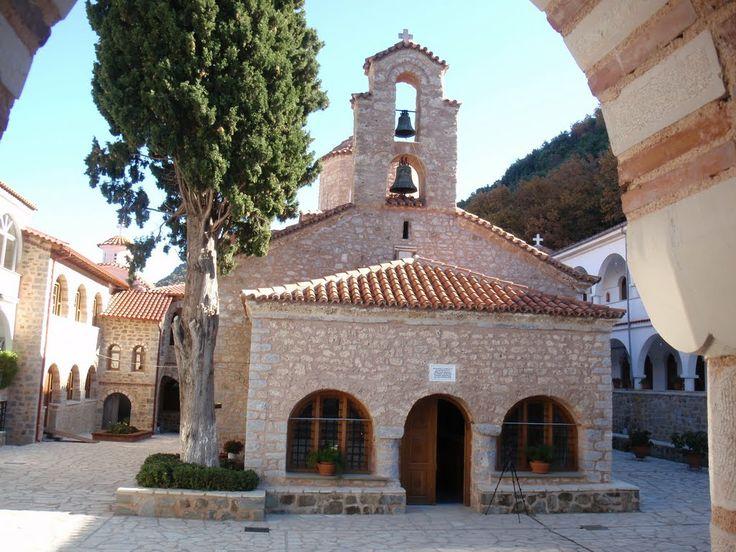 Fthiotida, Damasta monastery