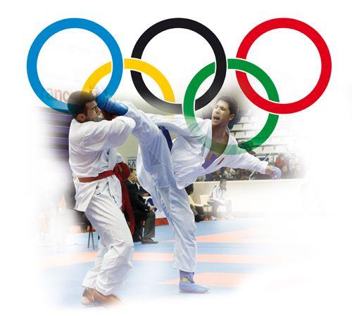 Soutenez le Karate pour les Jeux Olympiques