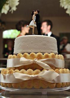 tiramisu wedding cake - Google Search