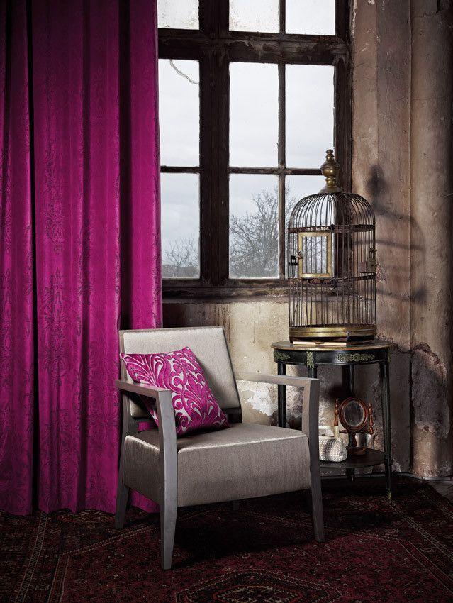Gordijnen Babykamer Paars: Kopen wholesale baby roze gordijnen uit ...