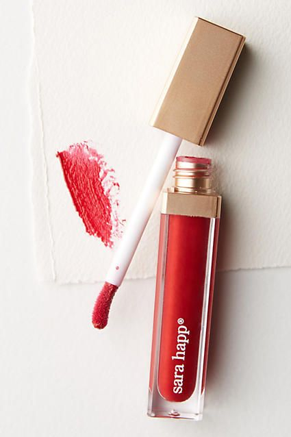 Anthropologie | Sara Happ Lip Slip One Luxe Gloss…