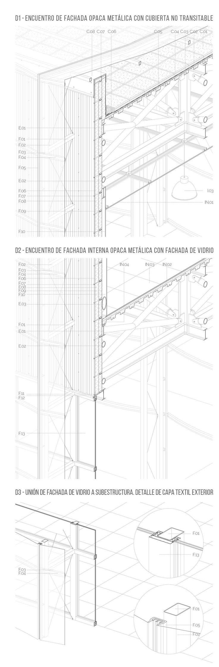 Borja Aznar Montero. [ Thesis ] B.Arch // Madrid Import Export | SUPER//ARCHITECTS