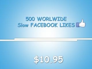 Get Facebook Fans