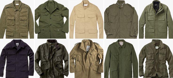 10 Best M-65 Military Field Jackets - Gear Patrol