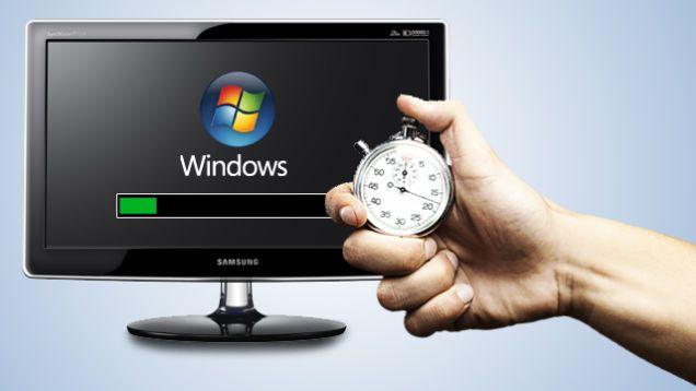 számítógép gyorsítása