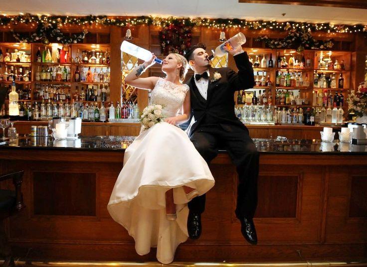 Bar Hochzeitsbilder