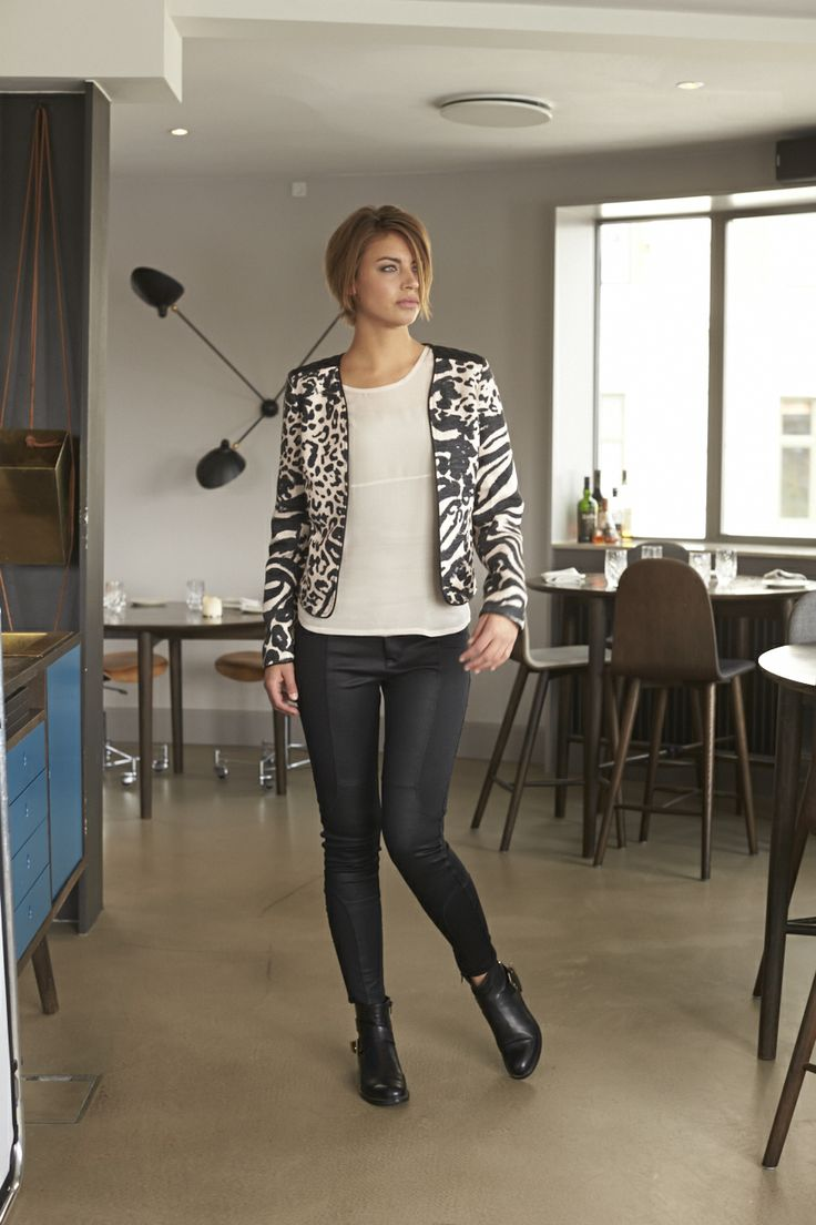 Find the coolest animal prints in Friendtex a/w ´14 collection!