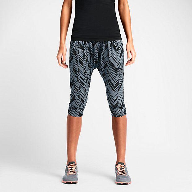Nike Avant Freeze Frame. Pantalón pirata de entrenamiento - Mujer