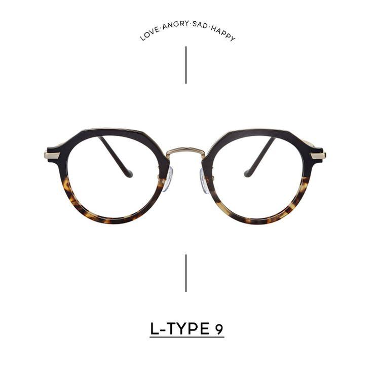 LASH GLASSES L-TYPE9