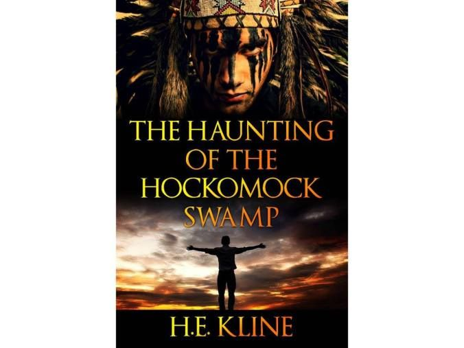 Author H.E. Klines The Haunting Of The Hockomock Swamp  #NativeAmerican #Shifter #Contemporary Romance  Mixing real history with storytelling an intriguing and wholly engaging story about an Indian ghost haunting a secret message within the horror and a w