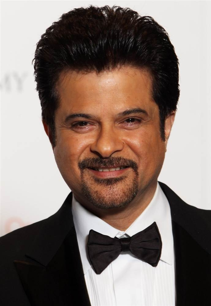 Yes I love Anil Kapoor. His youthfulness and sense of fun, his litheness and spirit at this age is inspiring.