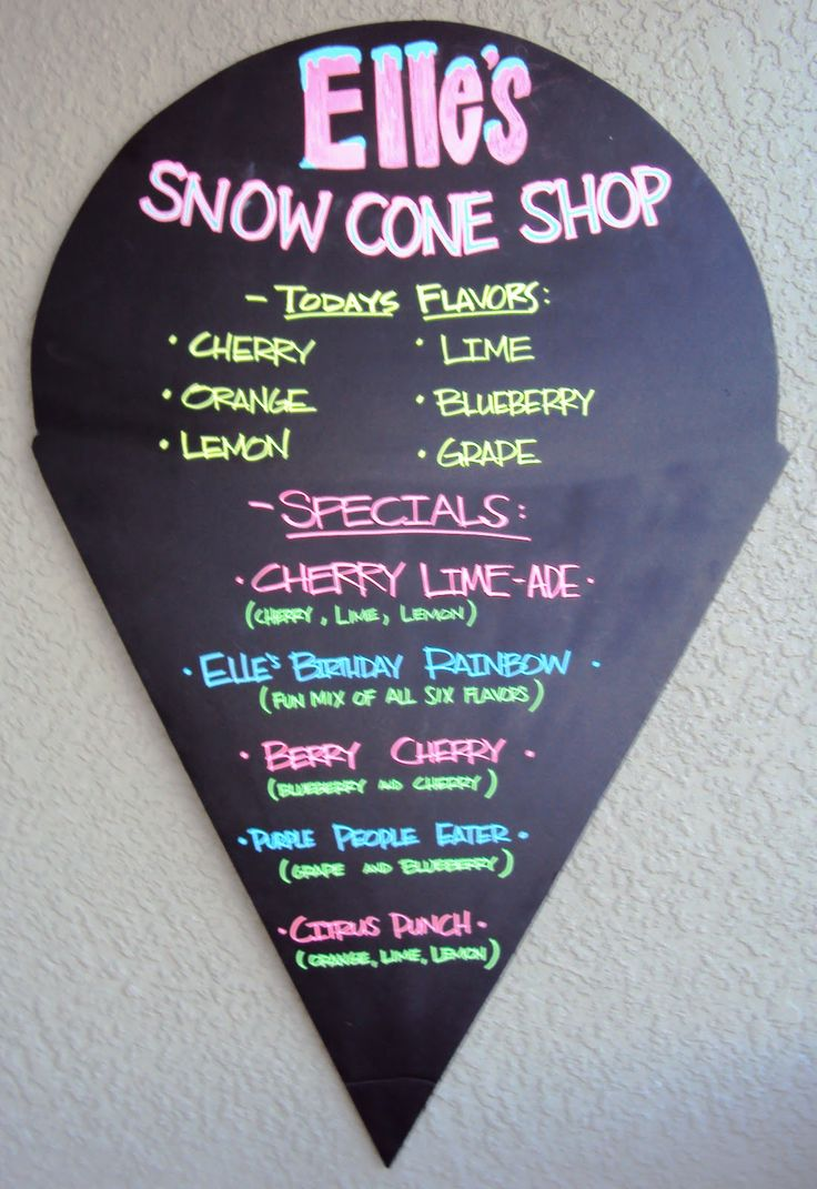 images of snow cone stands | Woman Stands The Snow...