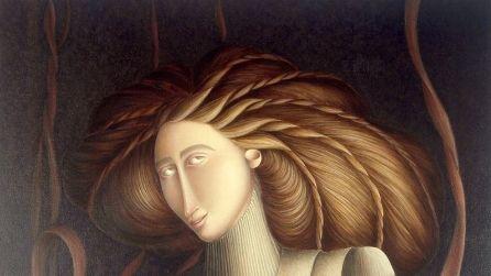 "Arte in Movimento Ida Budetta - Lisa Gerrard & Patrick Cassidy "" Elegy """