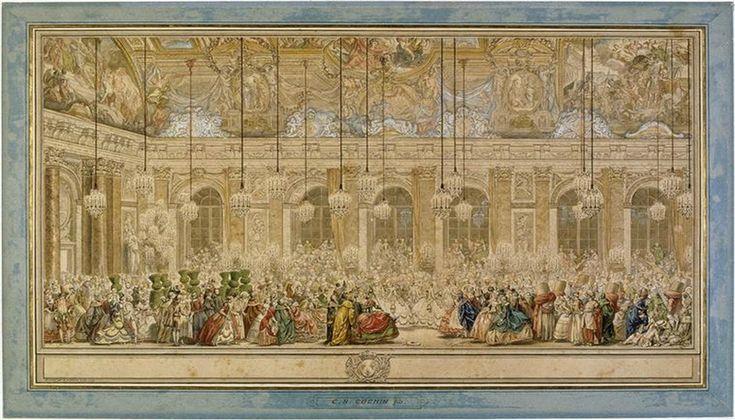 Fetes Et Divertissements A La Cour Au Chateau De Versailles