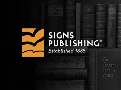 Signs Publishing logo. Copyright © 2013 Shelley Poole. All rights reserved.