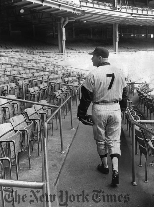 Mickey Mantle - 1963