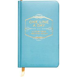 One line a day journal $16.95