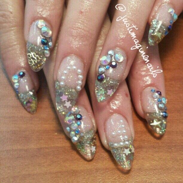 115 best Just Imagine Nails images on Pinterest   Nail nail, Nail ...