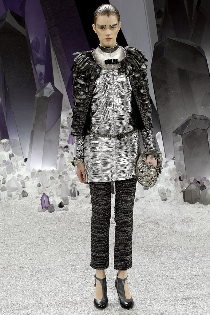 Chanel - Fall 2012 Ready-to-Wear - Look 63 of 68