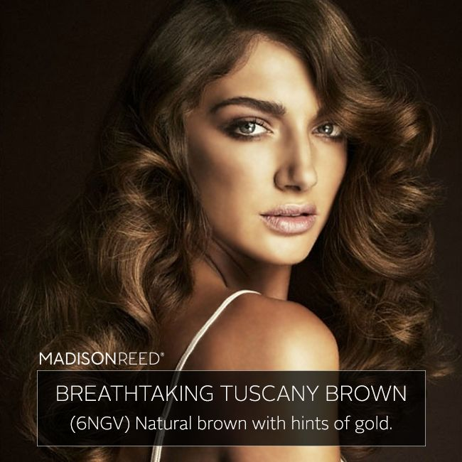 Tuscany Brown - 6NGV. Permanent Hair Color | Warm, Colors ...