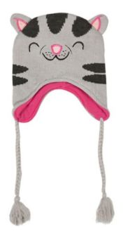 Gifts for Teen Girls:  The Big Bang Theory Soft Kitty Knit Hat Beanie @ Amazon
