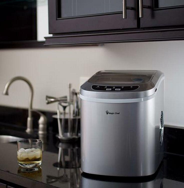 Dometic Countertop Ice Maker : ... Chef 27 lb Portable Ice Maker Ice ice baby, Babies and Ice makers