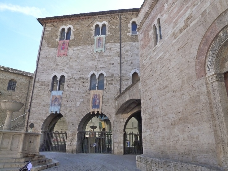 Bevagna, Palazzo dei Consoli