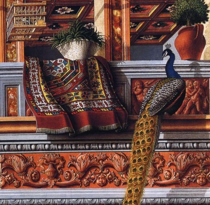 Carlo Crivelli - Annunciazione (Detail)