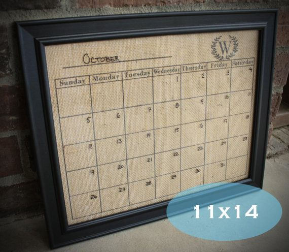 Dry Erase Calendar Ideas : Best dry erase calendar ideas on pinterest diy