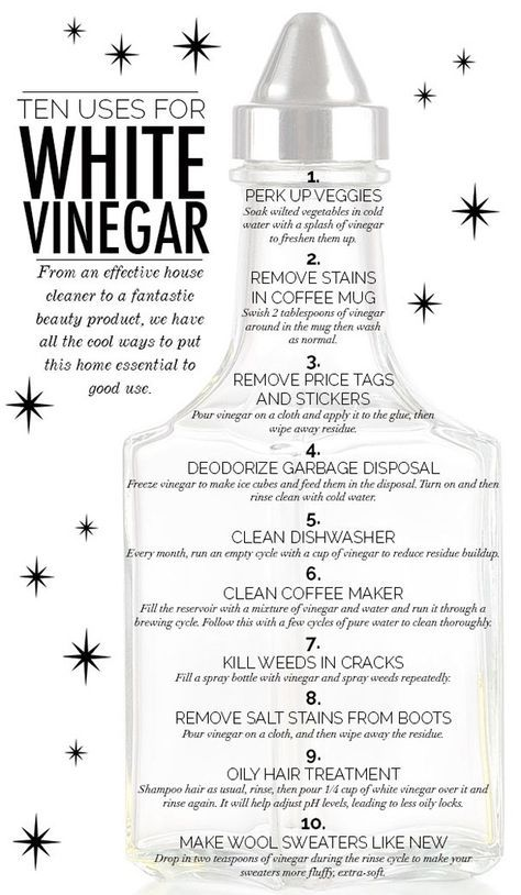 b7f3bc6045fa89e52d0504d499fca3ba  vinegar uses household tips Sure, it's great with everything from French fries to salad, but did you know ...