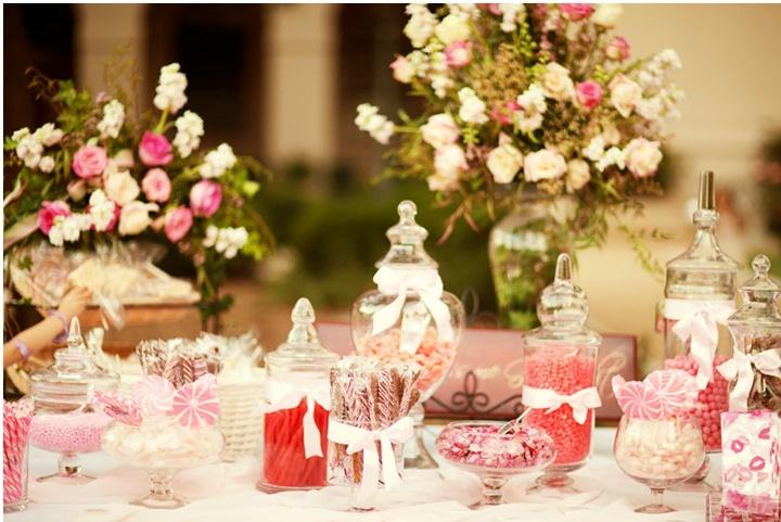 Вопросы и ответы: как оформить стол со сладостями? - WeddyWood
