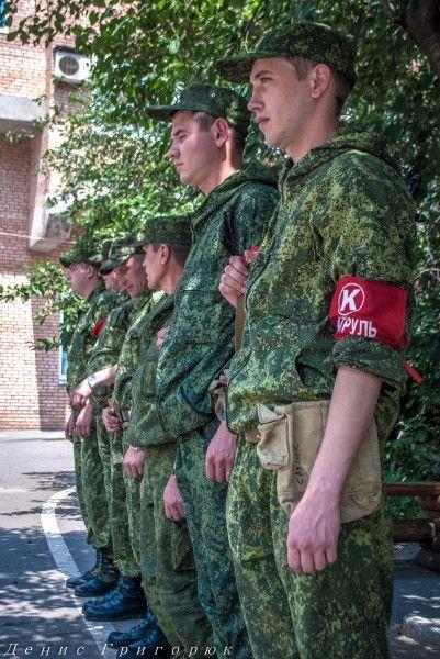 Мысли вслух - Военная полиция ДНР
