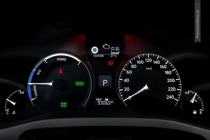 Lexus RX 450h dials  #dials #lexus #hybrid #dials more: http://premiummoto.pl/08/26/lexus-rx450h-nasza-sesja