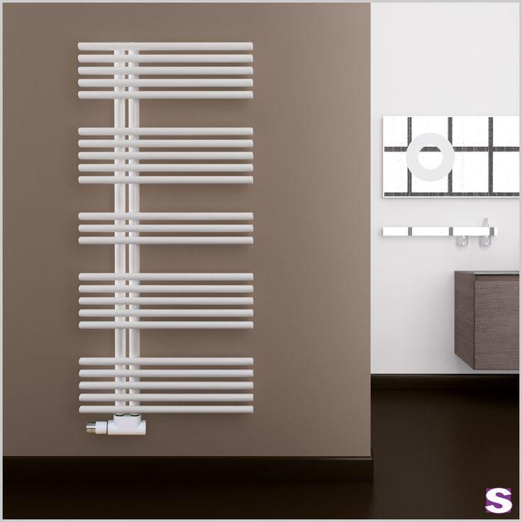 57 besten Bad-\/Designheizkörper Bilder auf Pinterest Badewannen - badezimmer heizk rper elektrisch