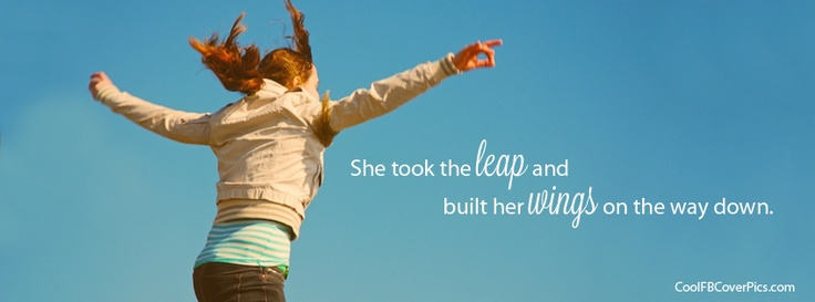 FREE facebook cover pic--Leap