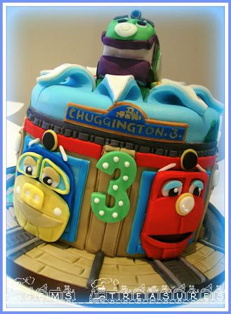 12 best Chuggington Birthday Ideas images on Pinterest Chuggington