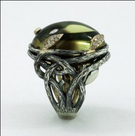 enchanted forest ring <3