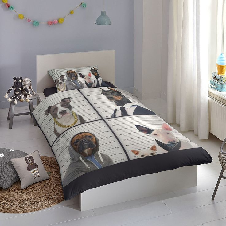 47 best YOUNG & COOL Bedding images on Pinterest   Bedroom ...