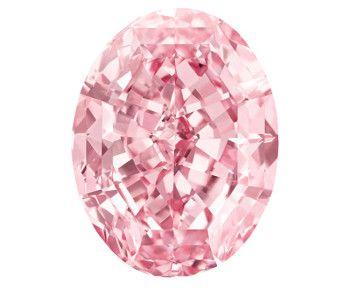 Diamante rosa de Graff