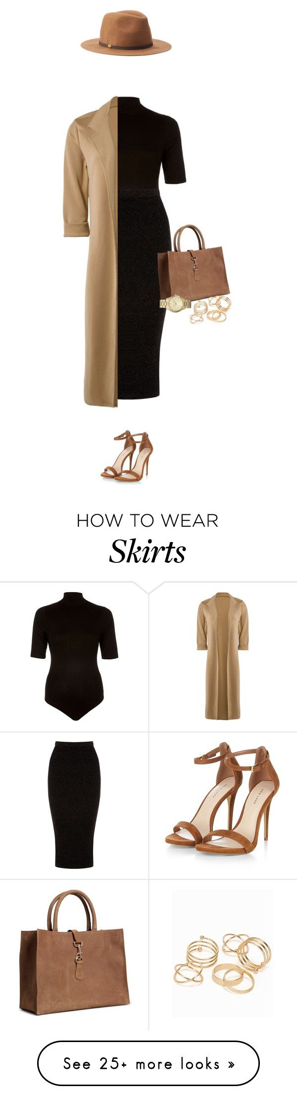 """You re looking good girl !"" by azzra on Polyvore featuring River Island, Warehouse, H&M, Michael Kors, JFR and Apt. 9"
