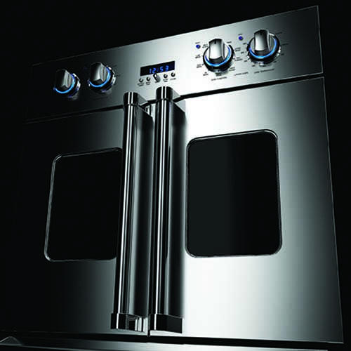 Viking, Appliances, french-door, oven, professional