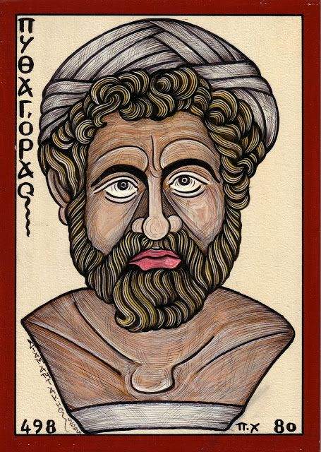 ΠΥΘΑΓΟΡΑΣ...Pithagoras...