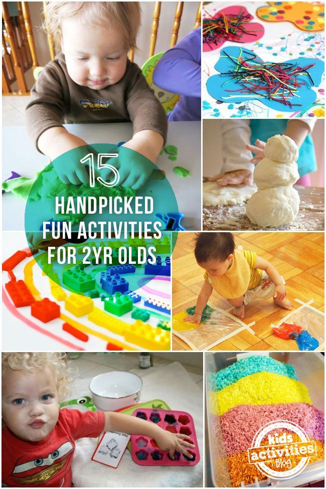 15 handpicked fun activities for 2 year olds | mollymoocrafts.com for @Holly Hanshew Homer