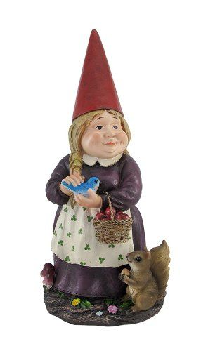 Pin By Christy Lynn On Gnomes Gnome Statues Gnome