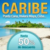 VIAJES AL CARIBE -50% DESCUENTO - CUBA, ISLA MARGARITA, DOMINICANA, BRASIL