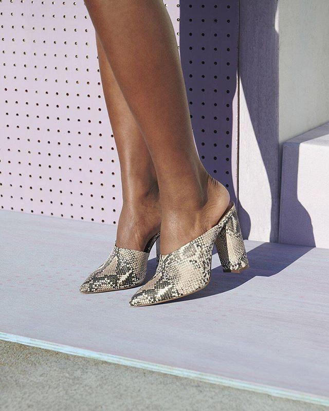 Vegan shoes, Heels