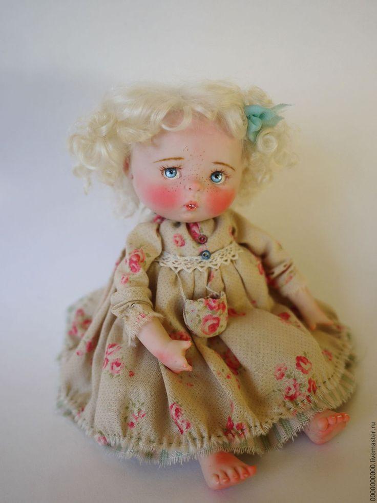Купить Соня - авторская кукла, кукла в подарок, интерьерная кукла, интерьерное украшение, авторская работа