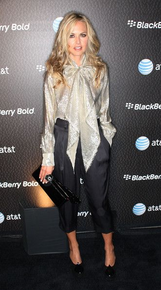 Rachel Zoe At Launch Party For The New BlackBerry Bold