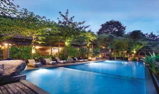 Traditional, Tropical, Ethnic | Pool | Vila Alam Manis | Cirebon | Sony Budiono Architect