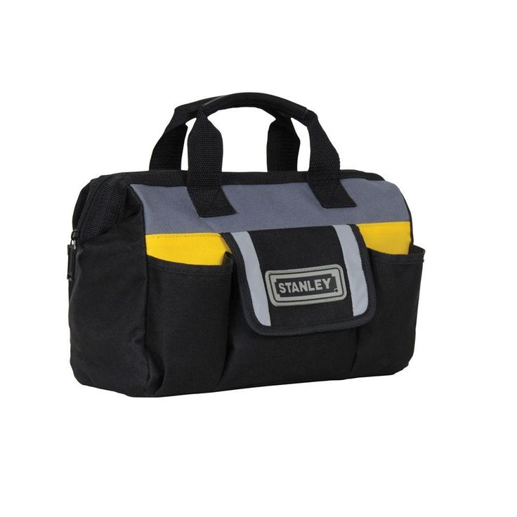 Stanley 12 Zoll Soft Sided Tool Bag-STST70574